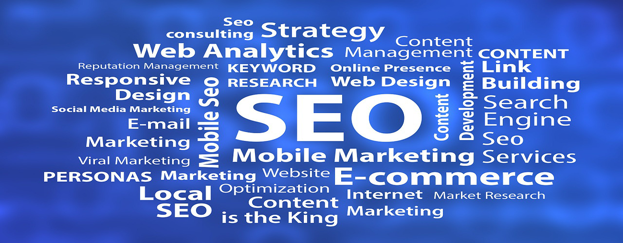 website SEO - search engine optimization